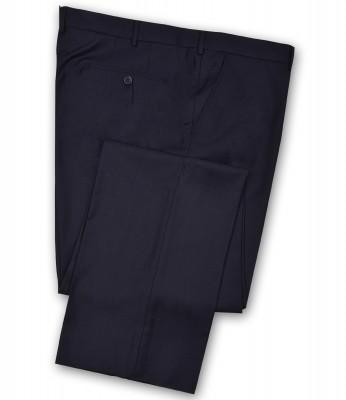 ZegSlacks - Klasik Kumaş Pantolon Lacivert ( Düşük Bel ) (3260pnt)