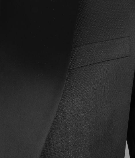Siyah Dokulu DAMATLIK (ceket+pantalon)