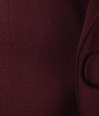 ZegSlacks - Bordo/Siyah DAMATLIK(ceket+pantalon)