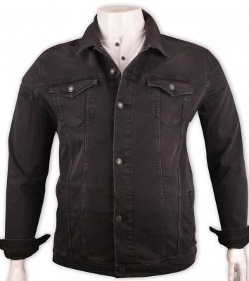 ZegSlacks - Jeans Ceket/Likralı orta kalınlık (jck003)/ANTRASİT FÜME