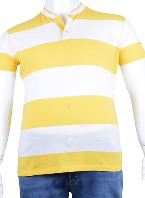 ZegSlacks - Pike Kumaş Düğmeli T-Shirt (Pk0330)