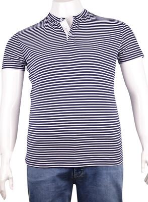 ZegSlacks - Pike Kumaş Düğmeli T-Shirt (Pk0329)